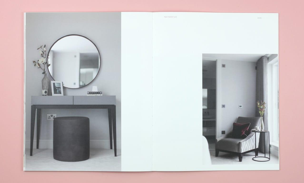Eden Point Penthouse Leigh on Sea - brochure design