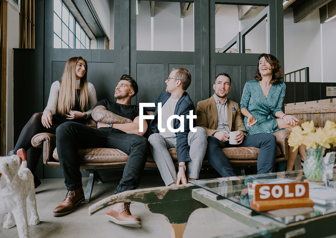 Flat Team Photo – Colin Horton
