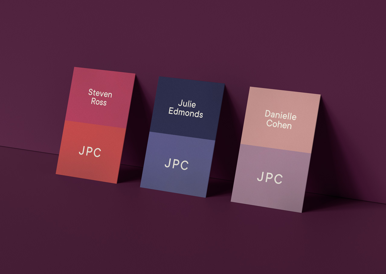 JPC Business Cards
