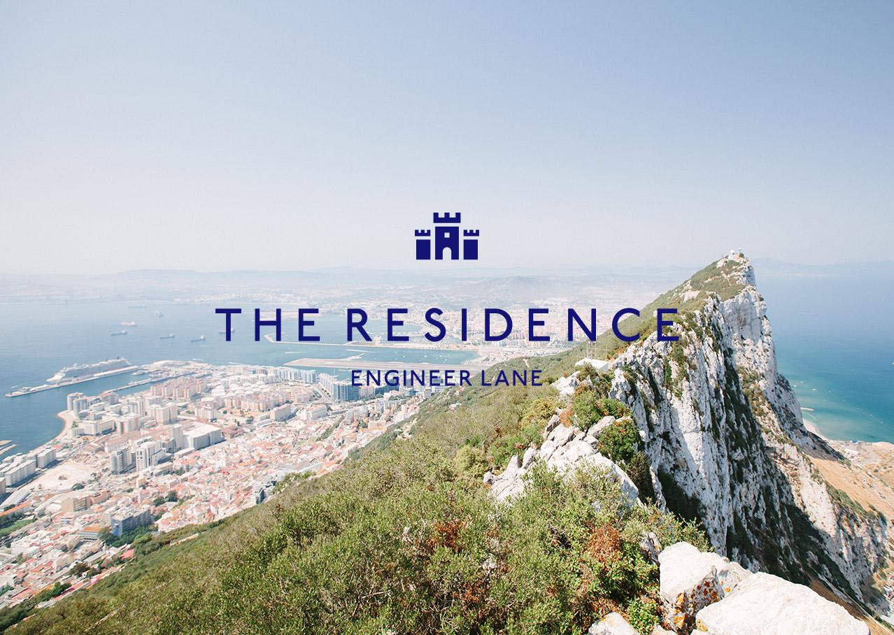 The Residence logo