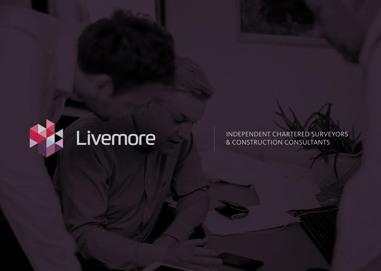 Livemore logo lockup