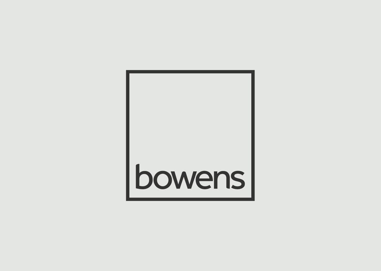 Bowens logo design and branding refresh