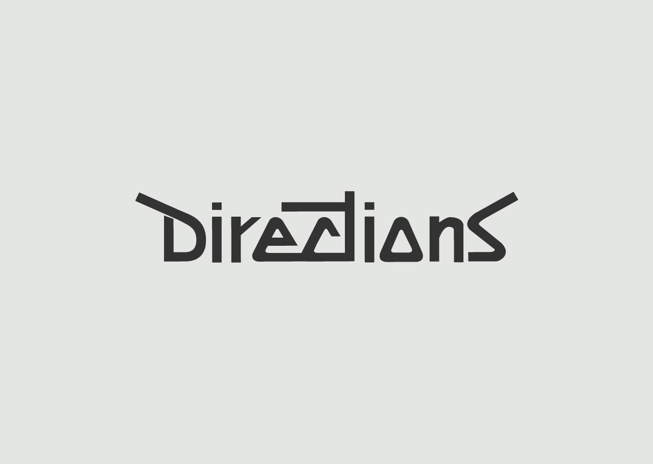 Directions logo design and branding