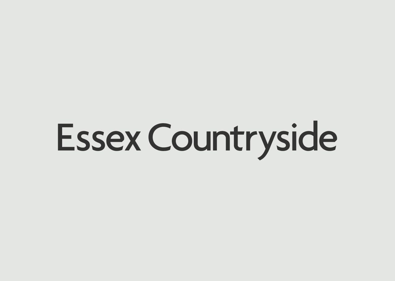 Essex Countryside logo design and branding