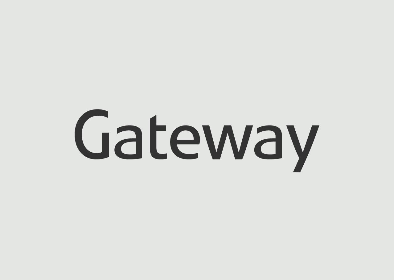 Gateway Logo design and branding