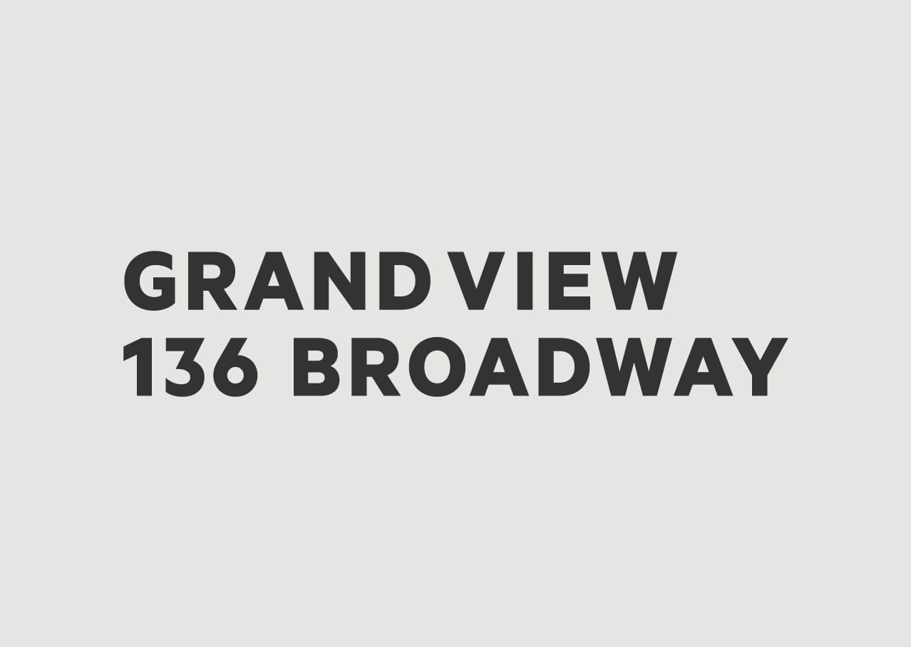 Grand View logo design and branding