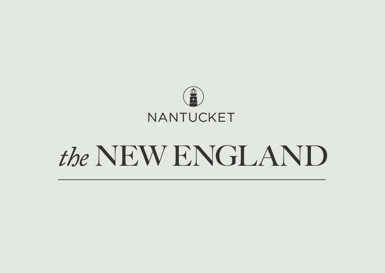 New England logo design and branding