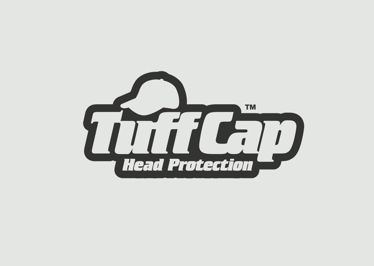 Tuff Cap logo design and branding