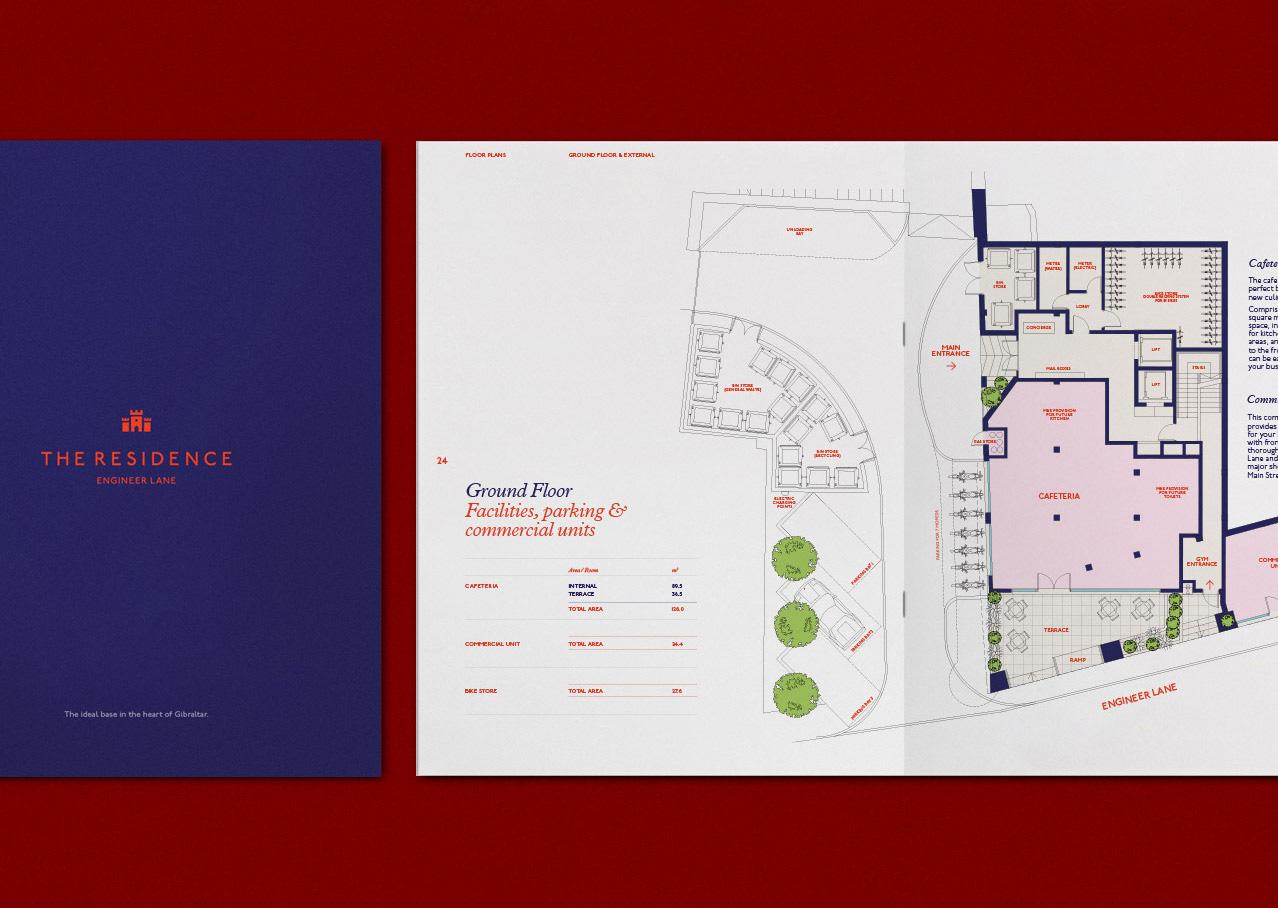 The Residence Brochure