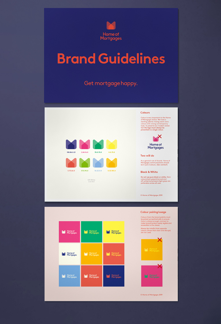 Home of Mortgages Brand Guidelines